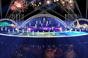 Điểm mới lạ trong thiết kế sân khấu pháo hoa quốc tế 2018