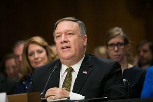 Ủy ban Đối ngoại Thượng viện Mỹ phê chuẩn ông Mike Pompeo vào vị trí Ngoại trưởng