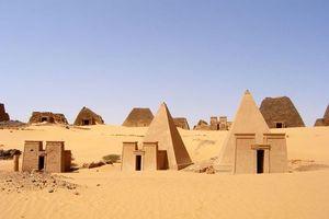 Nơi nào nhiều kim tự tháp hơn Ai Cập