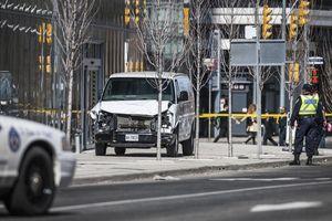 Nghi phạm đâm xe ở Canada ra hầu tòa