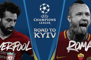 Liverpool vs AS Roma: Nhạc công đại chiến đấu sĩ