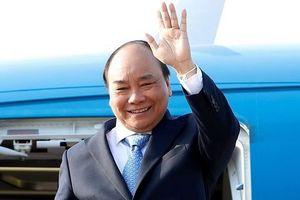 Thủ tướng lên đường thăm Singapore và dự Hội nghị ASEAN