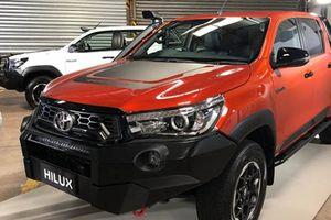 Soi chi tiết phiên bản off-road của mẫu bán tải 'ế nhất' Việt Nam
