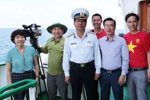 Để Việt Nam trở thành quốc gia mạnh về biển, làm giàu từ biển