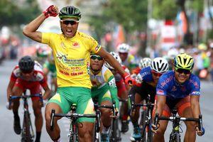 Giải xe đạp truyền hình TP.HCM: 40 tay đua bị loại ở chặng vòng quanh Cần Thơ