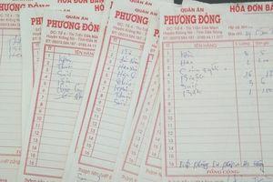 10 cơ quan nhà nước ở Đắk Nông ăn nhậu không trả tiền