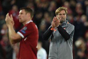 Liverpool thắng đậm Roma, HLV Klopp vẫn không hài lòng