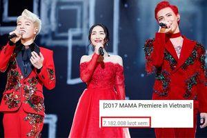 Vượt qua nhiều tên tuổi Châu Á, màn trình diễn của nhà Hoa Dâm Bụt đứng top 4 MAMA 2017