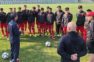 Nhìn U-19 Việt Nam từ giải tứ hùng Suwon JS