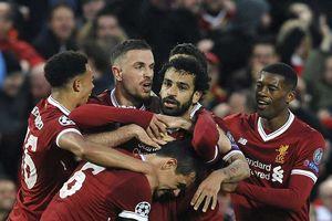Bị Salah hành hạ, Roma vẫn mơ ngược dòng nhờ đặc sản Liverpool