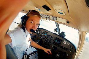 Vì sao ít phụ nữ theo nghiệp phi công?