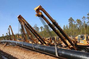 Nga tin tưởng dự án đường ống dẫn khí cho Trung Quốc