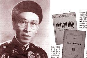Thi sĩ Đông Hồ: Người đi tìm cảm hứng từ tiếng Việt