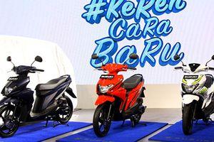 Xe ga siêu rẻ Suzuki Nex II mới 'chốt giá' 18,2 triệu đồng