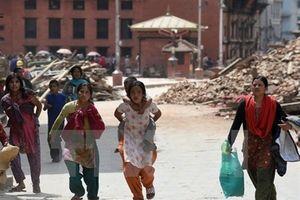 Nạn nhân thiệt mạng do động đất ở Nê-pan đã lên tới 2.340 người
