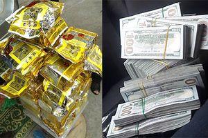 Cảnh sát chặn bắt chiếc Fortuner, phát hiện 30kg ma túy trong lốp dự phòng