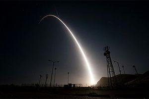 Không quân Mỹ phóng thử thành công tên lửa đạn đạo liên lục địa
