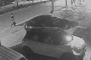 Nghi vấn ô tô đỗ trước cửa nhà bị trộm cắp trong đêm