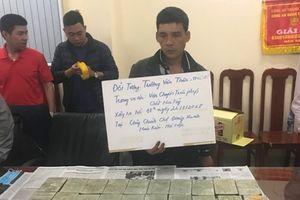 Khám phá đường dây vận chuyển 39 bánh heroin từ Sơn La về Hà Nội