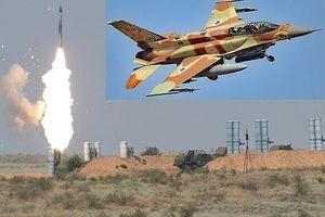 Israel dọa Syria: S-300 chứ S-700 Nga cũng bị tiêu diệt