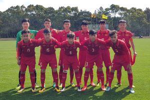 VCK U16 châu Á 2018: U16 Việt Nam rơi vào bảng đấu khó