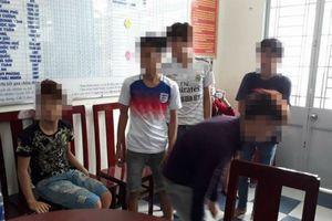 Đối tượng trực tiếp đâm chết nam thanh niên ở công viên Gia Phú đã ra đầu thú