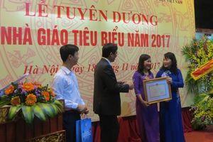 Thứ trưởng Bộ GDĐT Nguyễn Thị Nghĩa: Thầy cô giáo thời nào cũng được xã hội trân trọng