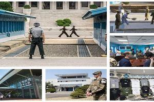 Có gì ở Bàn Môn Điếm, nơi ông Kim Jong-un sẽ gặp Tổng thống Hàn Quốc?