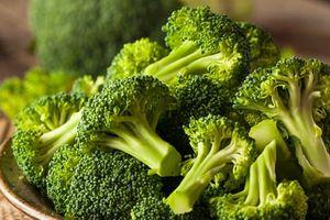 Ăn bông cải xanh giảm bệnh tim
