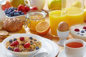 Phát hiện mới: Ăn sáng là chìa khóa để giảm cân và eo thon