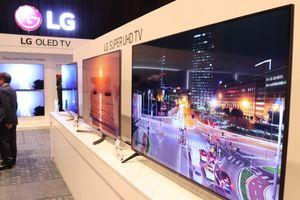 TV OLED mới nhất của LG tại InnoFest 2018