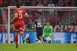 Kết quả trận Bayern vs Real: Ngược dòng nhờ 'siêu dự bị'
