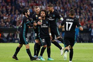 Ronaldo mờ nhạt, Real vẫn giành chiến thắng trước Bayern
