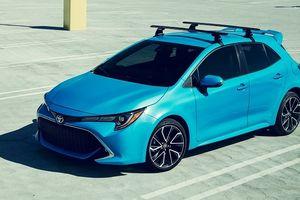 Toyota Corolla GR - đối thủ 'nặng ký' của Civic Type R