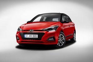 Phiên bản nâng cấp của Hyundai i20 có gì thay đổi?