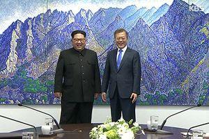 Điểm khởi đầu trang sử mới trên bán đảo Triều Tiên