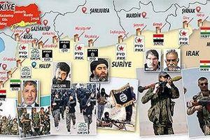 Thổ Nhĩ Kỳ phá nhân khẩu học Afrin: Mưu chiếm đất Syria?