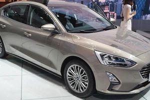 Ford Focus 2019 phiên bản sedan đã đến triển lãm ô tô Bắc Kinh