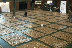 Argentina điều tra vụ mất hơn nửa tấn cần sa
