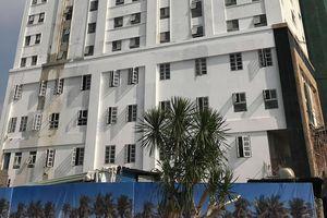 Giám sát chặt chẽ việc ngừng thi công tại khách sạn xây vượt 129 phòng