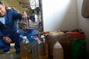 Vụ giếng nước của người dân ở Hà Tĩnh bị nhiễm dầu: Do rò rỉ tẹc dầu của doanh nghiệp