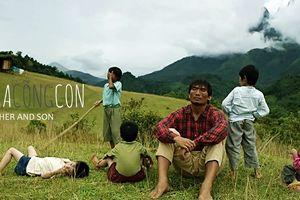Bộ phim 'Cha cõng con' đoạt giải Phim hay nhất châu Á tại LHP Quốc tế Iran