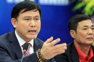 BLV Quang Huy: Bầu Tú làm tốt ở VPF là hay rồi, không cần giữ nhiều chức vụ
