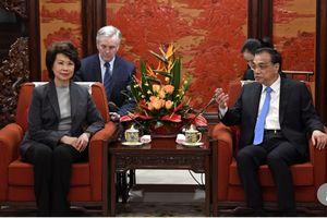 Truyền thông Trung Quốc: 'Bắc Kinh sẽ giúp Mỹ vĩ đại thêm lần nữa'