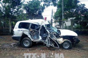 1.346 vụ tai nạn giao thông làm chết 639 người