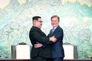 Tin thế giới 27/4: Hòa bình chính thức lặp lại trên bán đảo Triều Tiên