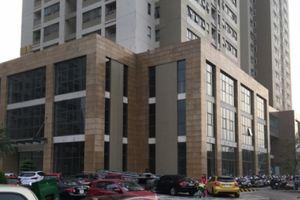 KĐT Tân Tây Đô: Huyện yêu cầu Công ty Hải Phát khắc phục lỗi về PCCC