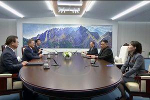 Lãnh đạo 2 miền Triều Tiên cam kết gì trong cuộc gặp thượng đỉnh liên Triều?