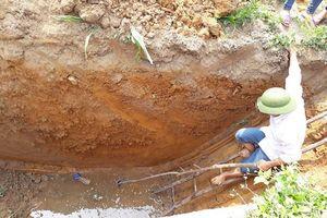 Giếng nước nhiễm dầu ở Hà Tĩnh: Công ty TNHH Việt - Lào nhận trách nhiệm