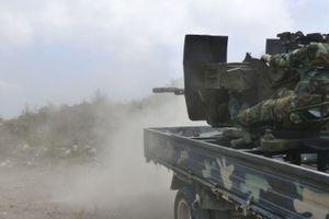 Phiến quân Jabhat Al-Nusra sập bẫy quân đội Syria ở Hama